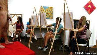 Pintura desnuda