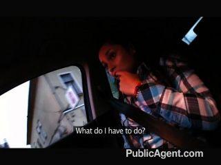 Publicagent minúsculas mujeres folladas por un desconocido