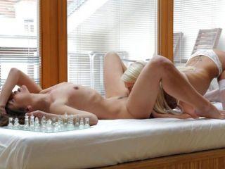 Películas nubiles lesbianas amantes de la felicidad orgasmic