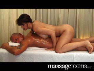 Masajista natural servicio completo