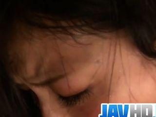 Megumi haruka da la mejor mamada asiática