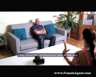 Big cock casting couch entrevista