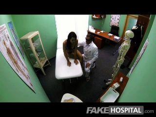 Fakehospital joven estudiante delgado cums