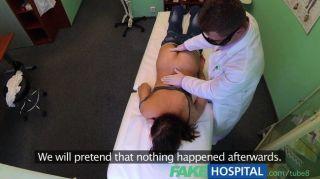 El doctor de fakehospital consigue las bolas profundas