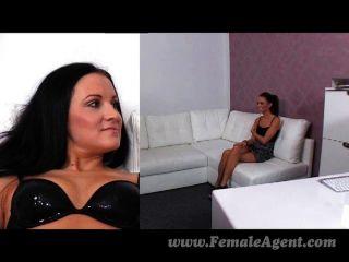 Femaleagent mujer sexy es un juego para cualquier cosa