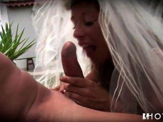 Hotgold anxious cachonda novia golpeó en la boda