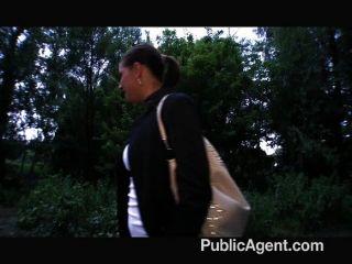 Sexo público en un campo de golf público