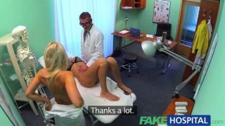 Fakehospital sucio médico pasos para el sexo