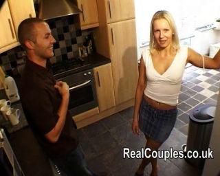 Amorosa pareja real tener relaciones sexuales