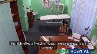 Fakehospital médico prescribir esperma para curar