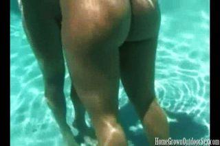 El sexo es mejor bajo el agua