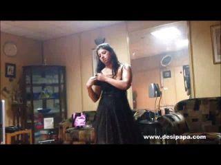 Babe indian sexo bailando en la canción sexy
