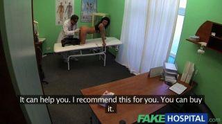 Fakehospital madura mujer trampa sexy