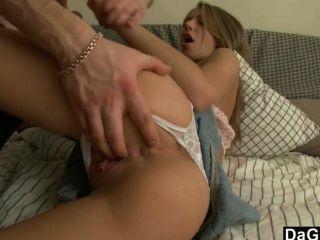 Amante anal anal obtiene follada