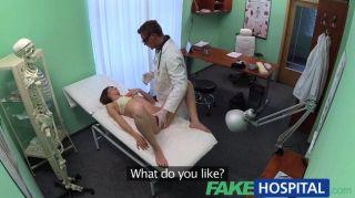 El médico de fakehospital trabaja sus habilidades