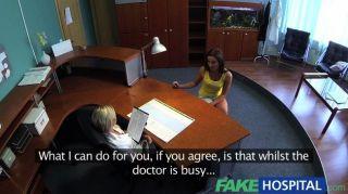 Pruebas de la enfermera traviesa