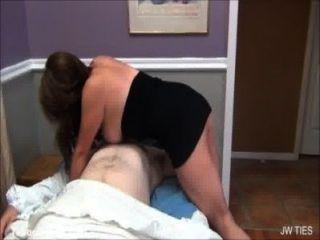 Enfermera papá pv hd