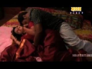 Arkana sharma caliente lindos inocente dulce apasionado saree blusa naval beso escote