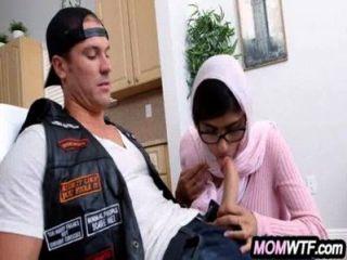 Arab madre e hija compartir polla julianna vega, mia khalifa 5 82
