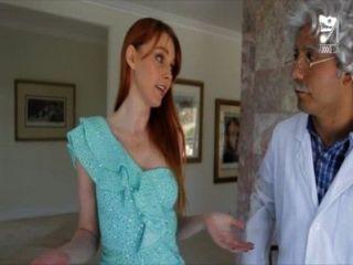 El inventor mexicano folla a la pelirroja marie mccray