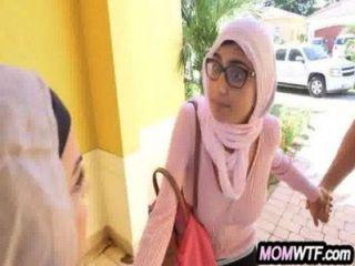 Arab madre e hija compartir polla julianna vega, mia khalifa 20 81