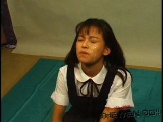 Bukkake highschool lesson 7 4/4 japonés sin censura mamada