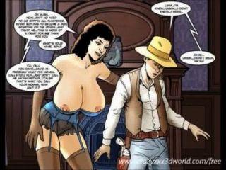 2d cómico: casa de putas.Episodio 5