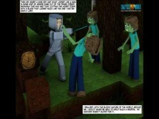 3d cómic: mundo minecrack crónicas 26