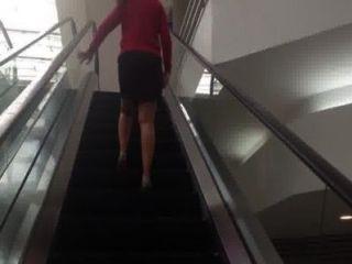 Culote en escaleras el