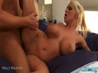 Milf holly halston paseo anally un gran dick