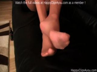 Amanda cruz nylon footjob corrida video