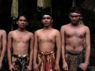 Bali las derechas del dvd de la escena 4 de la virilidad