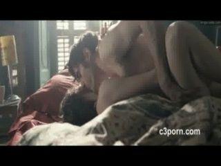 Astrid berges frisbey caliente sexo escena de la película