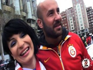 Fanática de la madrid real, fan de galatasaray folla