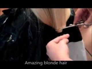 Haircut fetiche 2014/09/02 fanático por el pelo