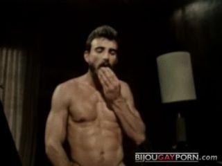 La estrella del porno de la vendimia al parker folla bob blount en pulgadas (1979)