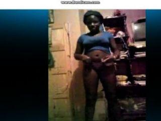 Skype sexy black girl y culo caliente