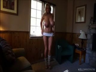 Kelly madison titty folla una gran polla