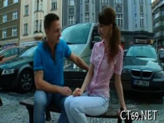 Sexo caliente con un amor muy desagradable