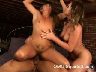 Leah luv lo toma en el culo