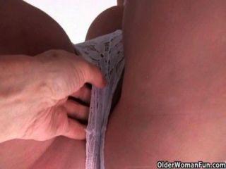 Esposas británicas amor conseguir dedo follada por desconocido