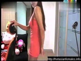 Webcam chica bailando