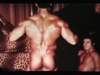 Warren frederick y damian vintage músculo