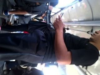 Policia argentina abultado