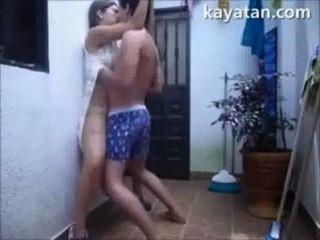 Patayo na sex posición ang filipina pareja