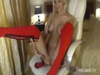 Linda webcam chica con tetas grandes digitación se visita fbcams.televisión
