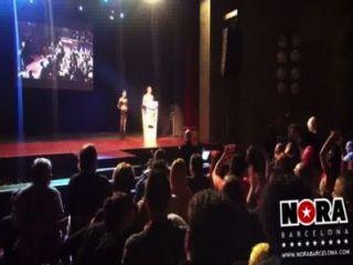 Premios ninfa 2014 mejor web personal y mejor medio de comunicaci
