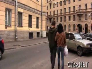 Sexo caliente con un polluelo caliente