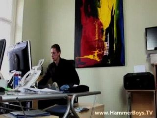 Jack hall y keith rush de hammerboys tv