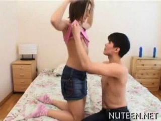 Sexo salvaje después de mamada